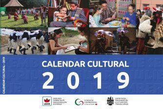 Calendar cultural