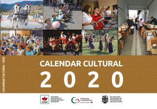 Calendar cultural 2020