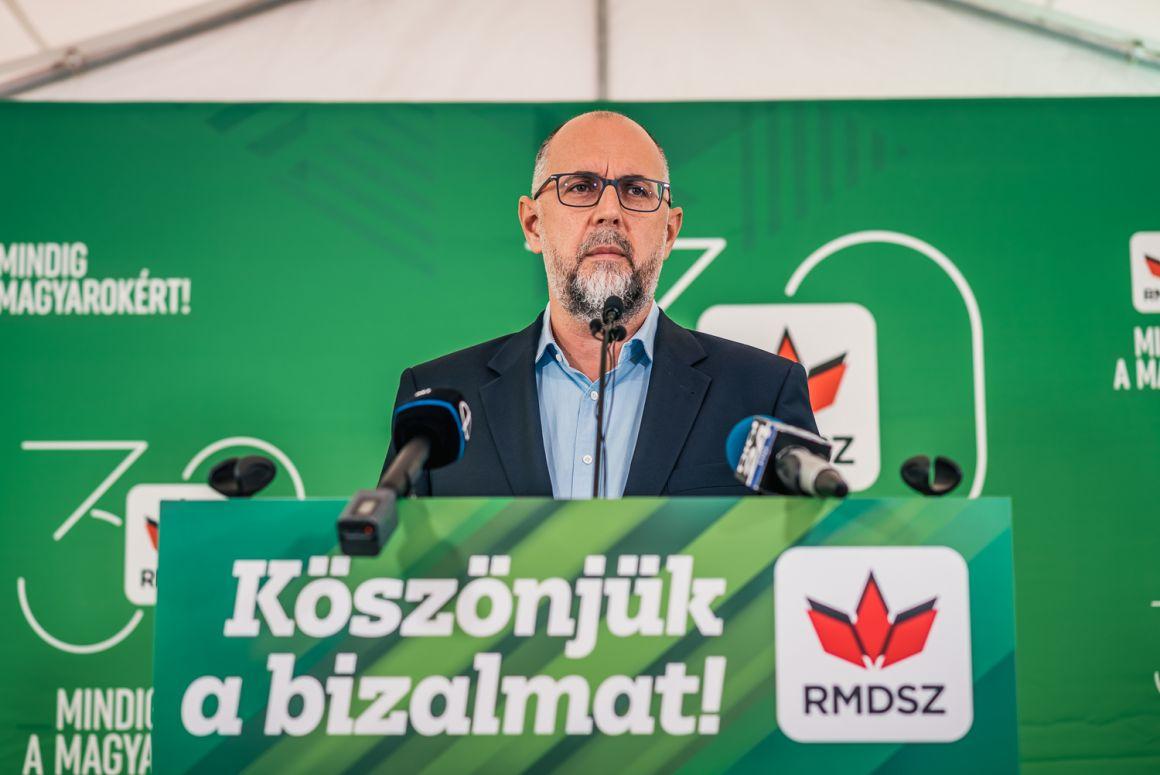 Kelemen Hunor: Avem în urma noastră alegeri locale cu success