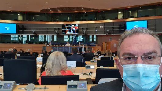 Winkler: PPE este partidul micilor fermieri și al întreprinderilor mici și mijlocii