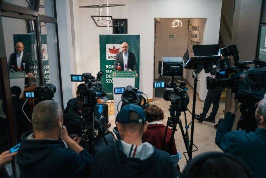 Consiliul Permanent decide miercuri poziția UDMR referitor la turul doi al alegerilor prezidențiale