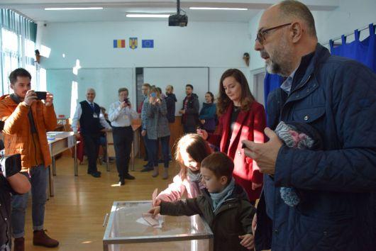 Kelemen Hunor: cetățenii trebuie să participe la vot