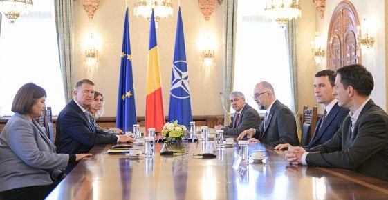 Declarațiile președintelui UDMR, Kelemen Hunor după consultările de la Cotroceni