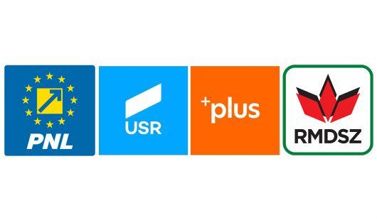 Comunicat de presă comun al PNL, USR-PLUS, UDMR