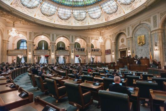 Senatorii UDMR au votat pentru începerea urmăririi penale în cazul lui Florian Bodog