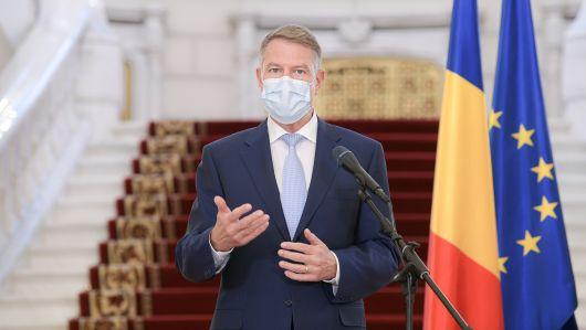 Mesajul Președintelui României, domnul Klaus Iohannis, adresat cetățenilor români de etnie maghiară