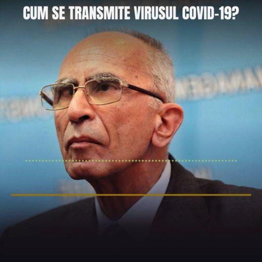 Epidemiologul dr. Molnár Géza despre transmiterea Covid19