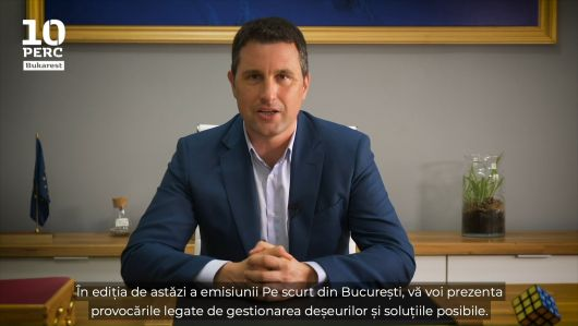 Pe scurt din București - episodul 9.