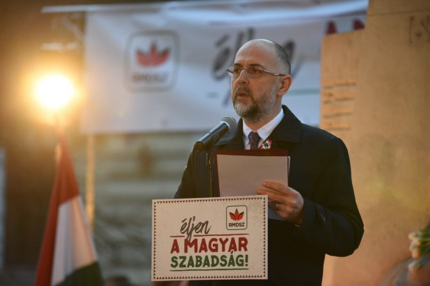 Discursul președintelui UDMR, Kelemen Hunor, rostit astăzi la Oradea, în cadrul  manifestării dedicate comemorării Revoluției Pașoptiste