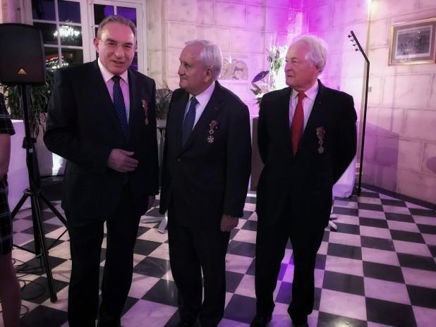 Iuliu Winkler a primit Medalia de Aur a Societății pentru Încurajarea Progresului din Paris