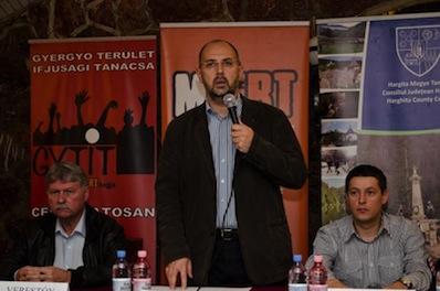 Acționăm pentru un Ținut Secuiesc de succes - Președintele UDMR, Kelemen Hunor, la Conferinţa Tineretului Maghiar din România