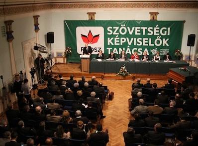 Consiliul Reprezentanţilor Unionali s-a reunit la Sfântu Gheorghe