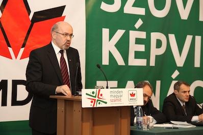 Markó Béla: Eu cred în imperativul unității