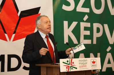 Borbély László: Nu trebuie să divizăm reprezentarea politică unitară