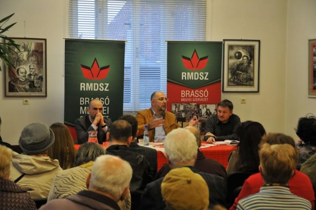 Solidaritatea comunității, esențială în proiectele de viitor  – Dezbatere publică la Brașov cu președintele Kelemen Hunor