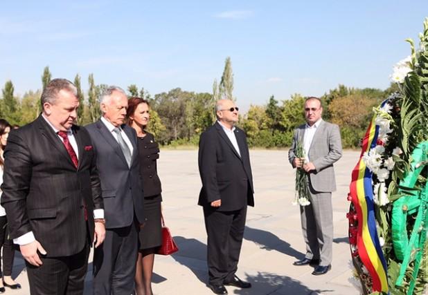 Borbély László a evocat, la Erevan, amintirea victimelor tragediei poporului armean