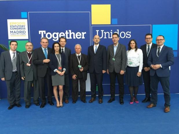 Congresul Partidului Popular European (PPE) apără valorile Uniunii Europene