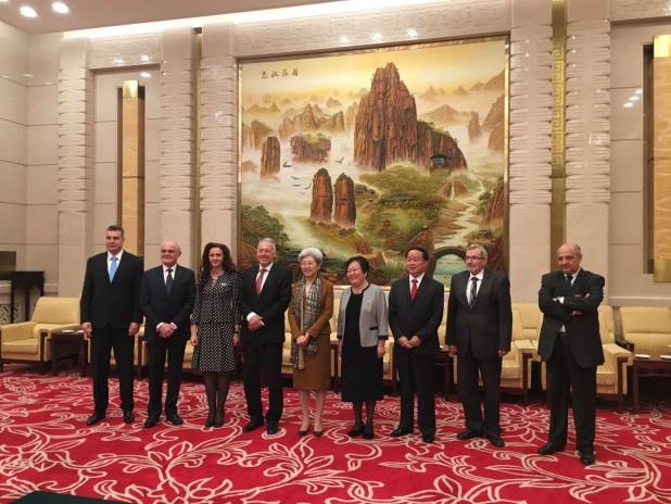 Borbély László la Beijing: capacitatea de export a României a crescut spectaculos în ultimii doi-trei ani