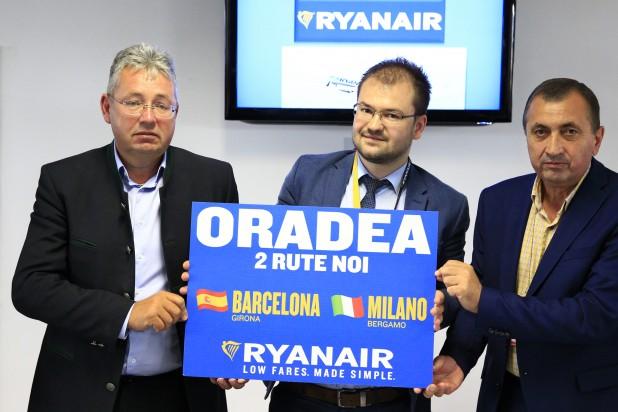 Pásztor Sándor, președintele Consiliului Județean Bihor: Un obiectiv major pentru noi este dezvoltarea Aeroportului Internațional Oradea