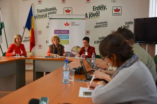 """Biró Rozália: """"O echipă pentru interesele femeilor din Transilvania"""""""