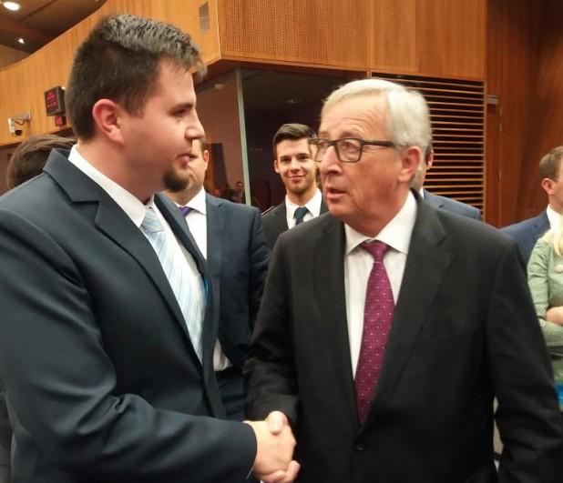 Ce este bun pentru comunitățile locale, este bun pentru țară și pentru Europa  – Apjok Norbert s-a întâlnit cu președintele Comisiei Europene