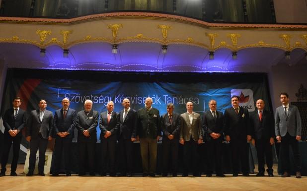 UDMR a evocat și a mulțumit pentru activitatea depusă în cadrul organizației fostului președinte executiv și deputaților și senatorilor care s-au retras din pozițiile parlamentare