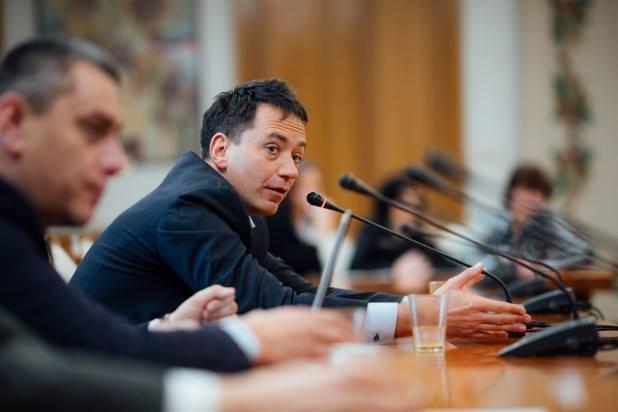 Csoma Botond: Urgentăm transferul dreptului de proprietate al Parcul Feroviarilor