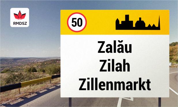 Zalău va avea indicatoare multilingve la intrarea în municipiu