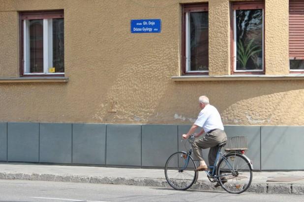 Poziția UDMR privind îndepărtarea indicatoarelor bilingve cu denumirile străzilor în Târgu Mureș