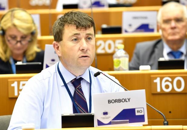 """Aspectele cu privire la eficiența energetică trebuie dezbătute la nivelul fiecărei regiuni - Borboly Csaba este ambasadorul Comitetului Regiunilor pentru """"Convenția Primarilor"""", pe tema eficienței energetice"""