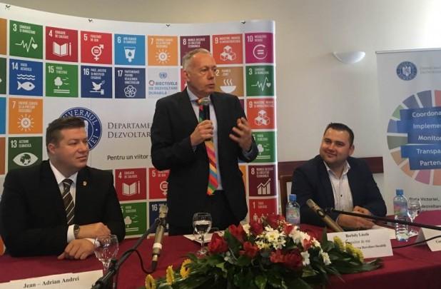 """Împreună pentru dezvoltare durabilă"""" – întâlnire regională la Miercurea Ciuc"""