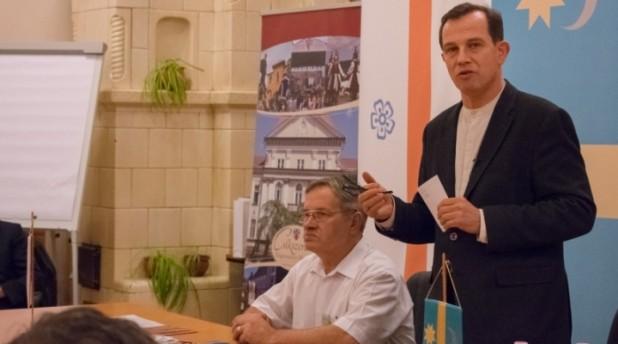 Csaba Sógor: Semnăturile demonstrează importanța problemelor comunității noastre