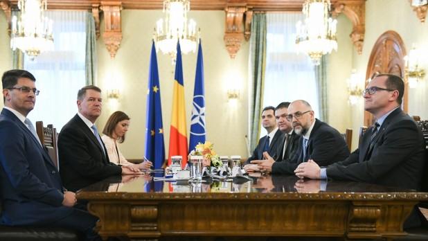 UDMR: Ne vom exprima poziția după decizia președintelui statului și consultarea cu nou prim-ministru