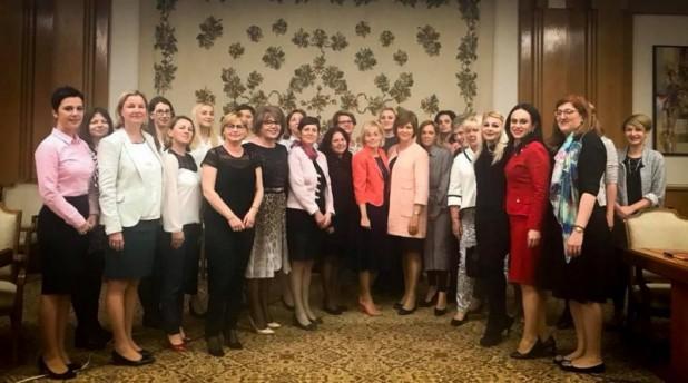 Colaborare între organizațiile de femei ale partidelor politice, în vederea soluționării problemelor majore cu care se confruntă societatea