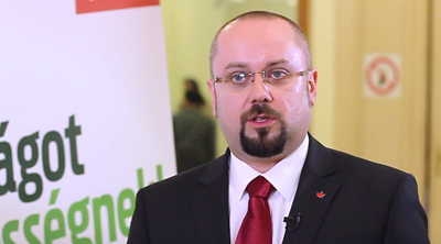 Szilágyi Róbert, candidatul UDMR la Consiliul Judeţean Sălaj